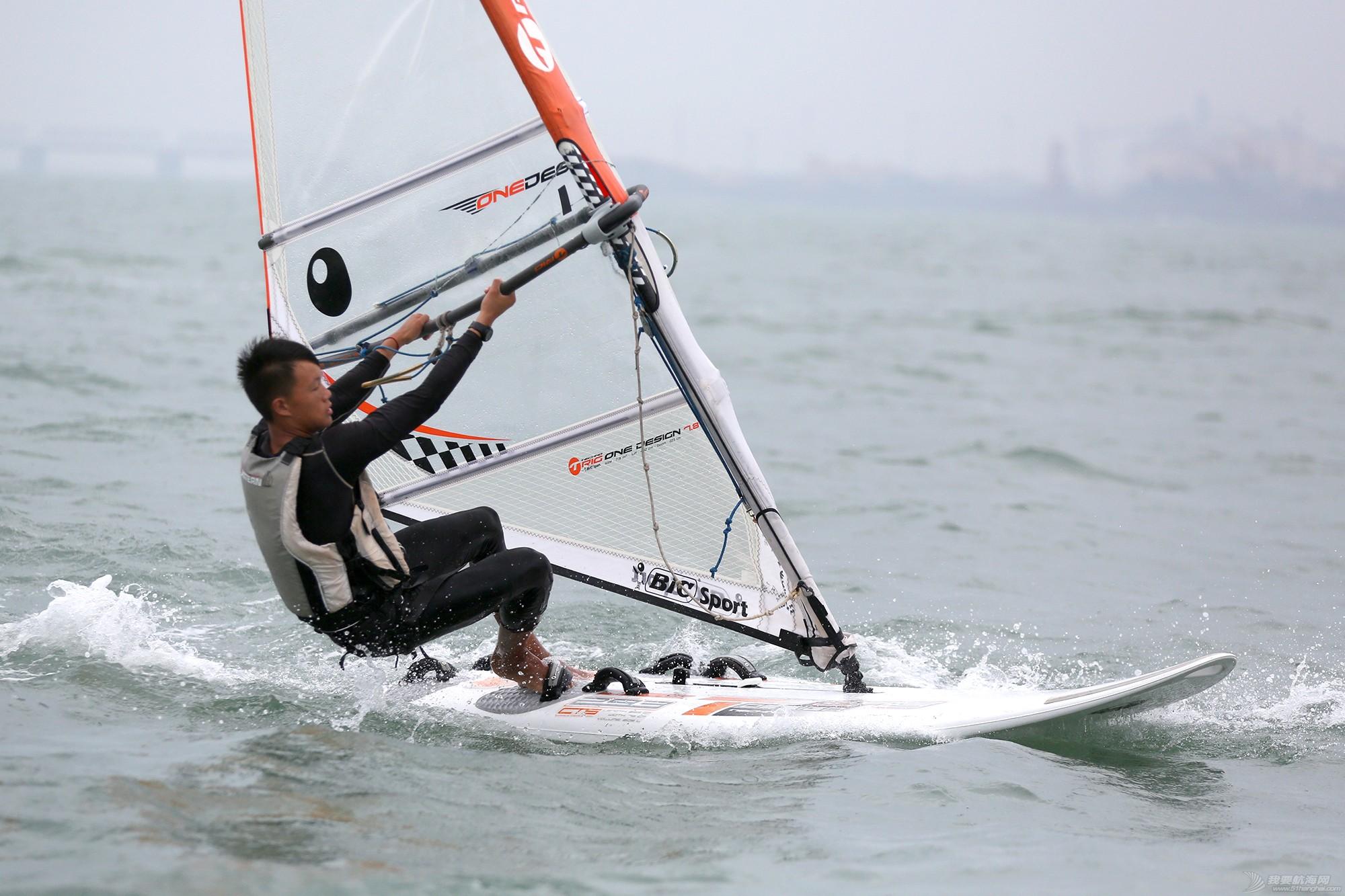 山东省,运动员,冠军赛,天气,帆板 风生水起,怎奈个个都是浪里白条——山东省帆船帆板冠军赛第二天赛况 5V8A1448副本.jpg