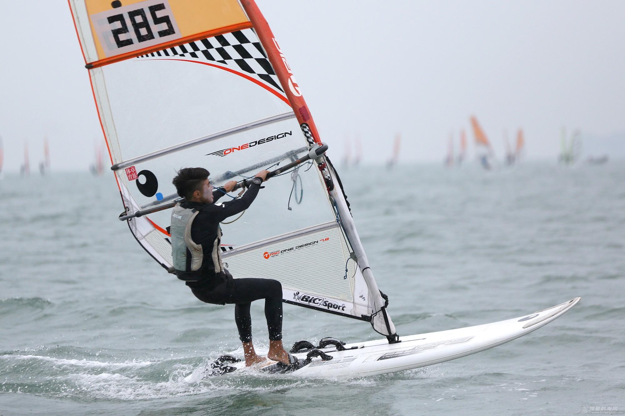 山东省,运动员,冠军赛,天气,帆板 风生水起,怎奈个个都是浪里白条——山东省帆船帆板冠军赛第二天赛况 5V8A1543副本.jpg