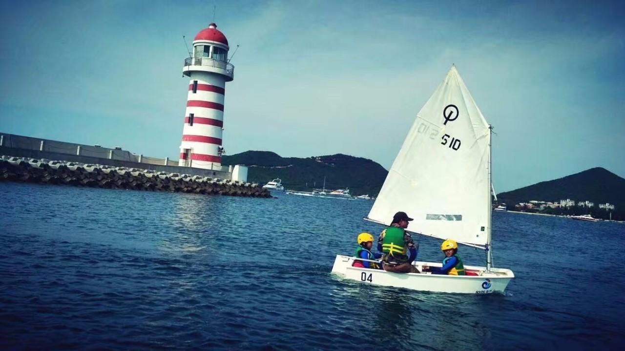 工作人员,半岛国际,小朋友,小船长,橡皮艇 实现你的航海梦 - 半山半岛帆船港小船长招募令! 13cdb2b9e71ba37c86e029357dcf4403.jpg