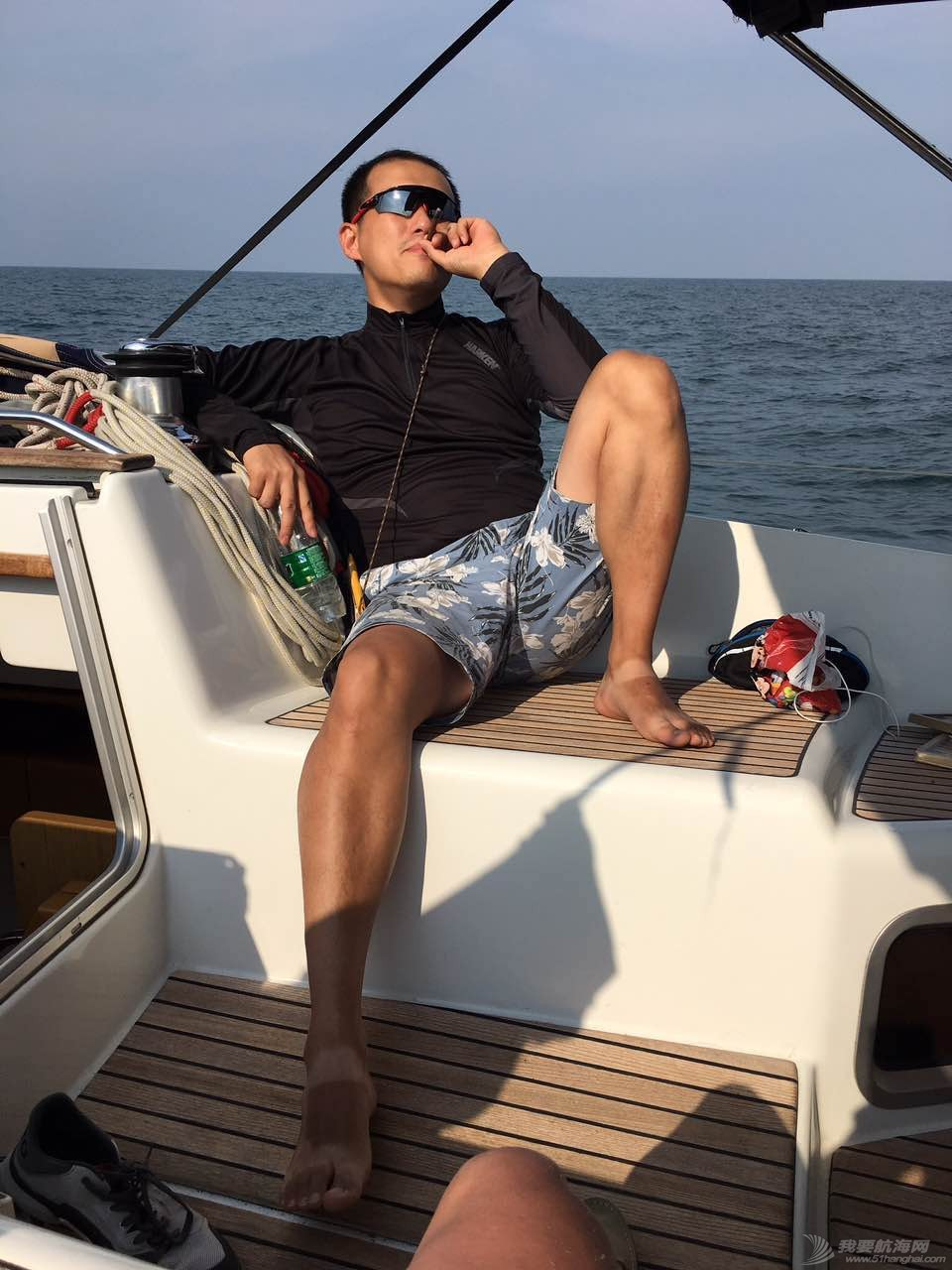 拉力赛,渤海,长航,记录 终其一生,做不完的航海梦!——记录人生第一次的风帆长航,环渤海拉力赛2016