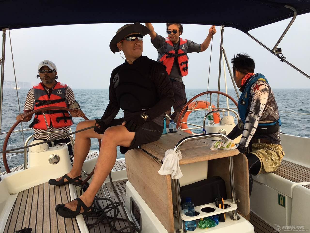 拉力赛,渤海,长航,记录 终其一生,做不完的航海梦!——记录人生第一次的风帆长航,环渤海拉力赛2016 2.jpg