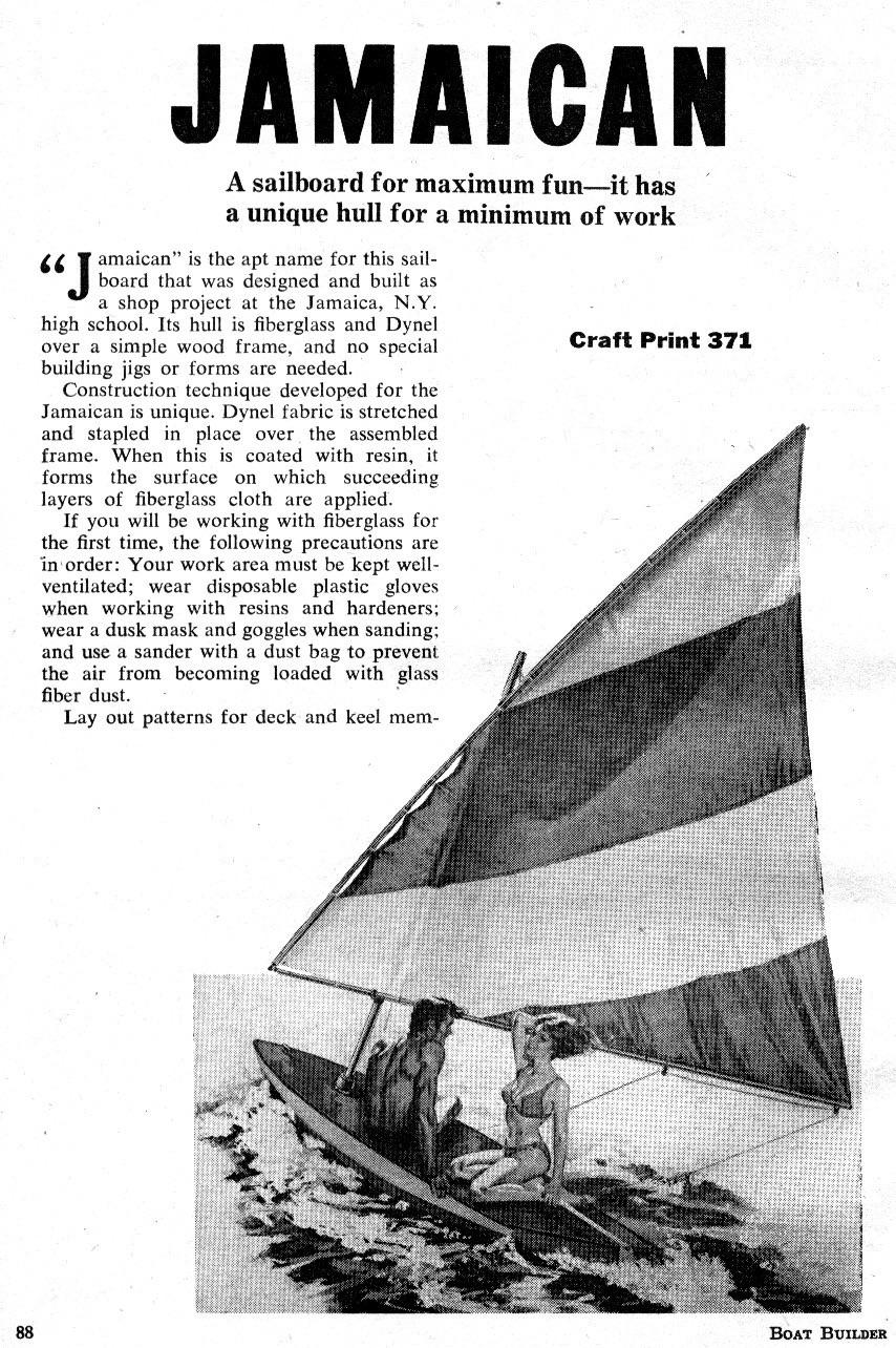 三張滑行planing dinghy Jamaican.jpg
