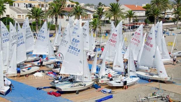 厦门大学,澳大利亚,西班牙,中国队,世界锦标赛 一周风帆世界9.24-9.30 European