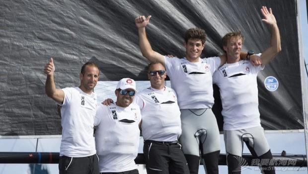 厦门大学,澳大利亚,西班牙,中国队,世界锦标赛 一周风帆世界9.24-9.30 ESS.jpg