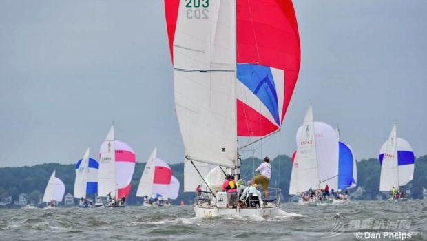 厦门大学,澳大利亚,西班牙,中国队,世界锦标赛 一周风帆世界9.24-9.30 J30.jpg