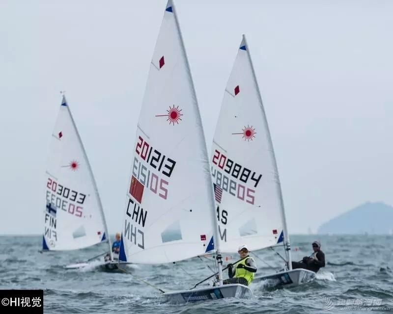 厦门大学,澳大利亚,西班牙,中国队,世界锦标赛 一周风帆世界9.24-9.30 Qingdao.jpg