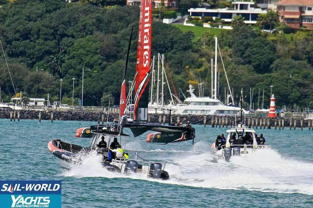 美洲杯帆船赛 新西兰酋长队 071833efar9g6y69zt66w9.jpg
