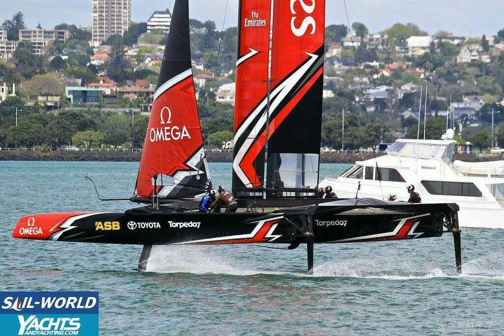 美洲杯帆船赛 新西兰酋长队 071833fzdoh0czpzop4hth.jpg