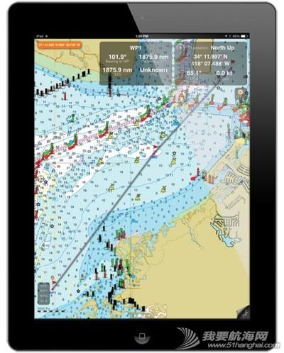 平板,手机 海图手机平板 APP汇总!免费哦! iSailor-400x.jpg