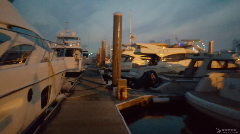 人生第一次长航-参加我要去航海-千航帆船队-环渤海拉力赛
