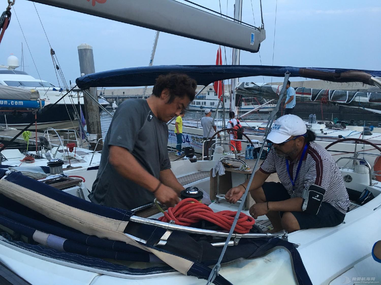 人生第一次长航-参加我要去航海-千航帆船队-环渤海拉力赛 mmexport1473180191315.jpg