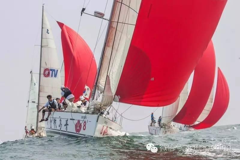 远东杯国际帆船赛10月7日打响青岛队扬帆出征 a5a2bf564cafb4c953cc23f07ec1b321.jpg