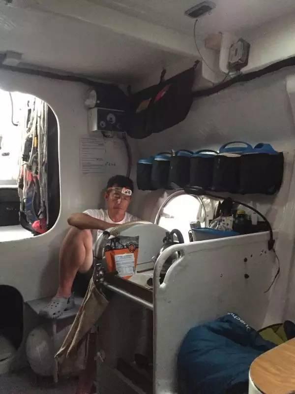 奥运会,巴拿马运河,太平洋,国际帆联,大西洋 环球船长郭川扬帆三体帆船横跨太平洋,在旧金山高民与郭川的对话! 16051e8a3fdaa0a66f0e573c8018b160.jpg