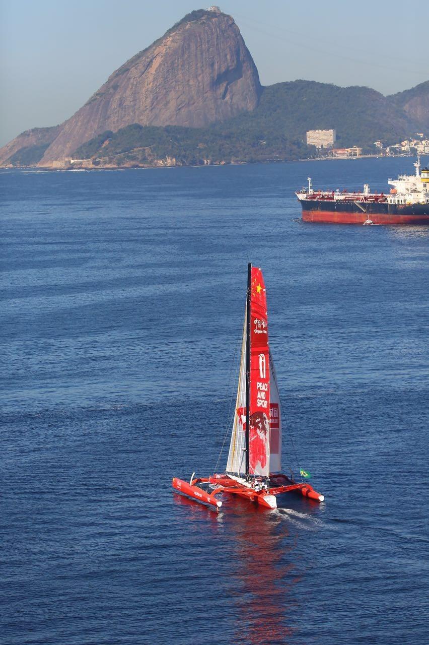 奥运会,巴拿马运河,太平洋,国际帆联,大西洋 环球船长郭川扬帆三体帆船横跨太平洋,在旧金山高民与郭川的对话! 9b3fcc20354b077c730804c1dddeacc7.jpg