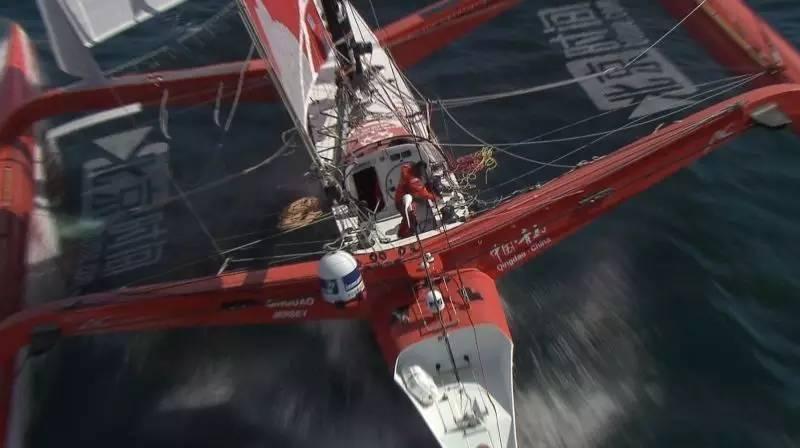 奥运会,巴拿马运河,太平洋,国际帆联,大西洋 环球船长郭川扬帆三体帆船横跨太平洋,在旧金山高民与郭川的对话! 877c96d25c807b3171a9895b481b12fe.jpg