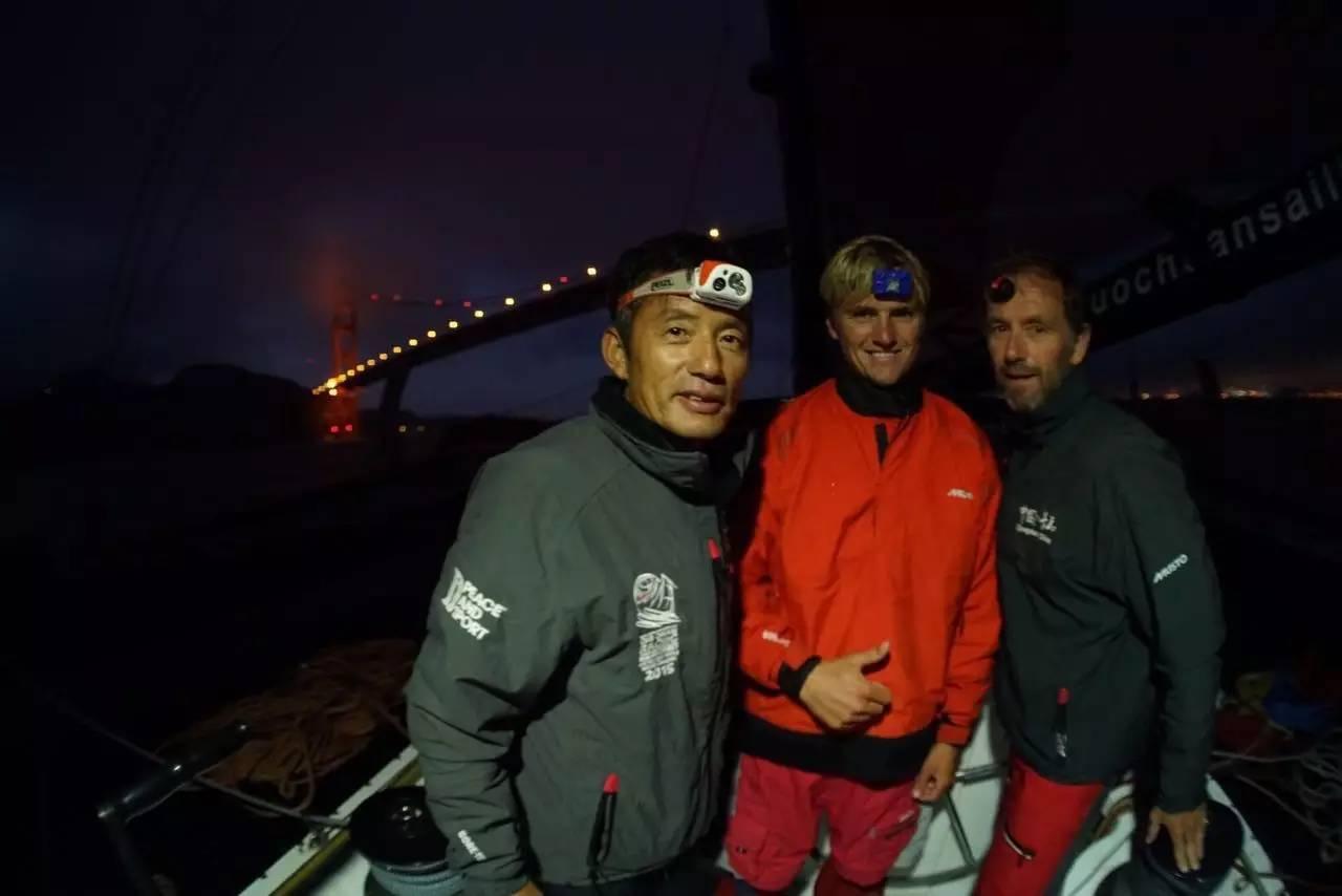 奥运会,巴拿马运河,太平洋,国际帆联,大西洋 环球船长郭川扬帆三体帆船横跨太平洋,在旧金山高民与郭川的对话! 4aede0268d3f5d56c667dc7750ad63a9.jpg