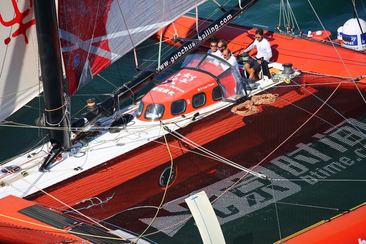 奥运会,巴拿马运河,太平洋,国际帆联,大西洋 环球船长郭川扬帆三体帆船横跨太平洋,在旧金山高民与郭川的对话! 43ccce98e89e20118306b421c8b7d0cd.jpg