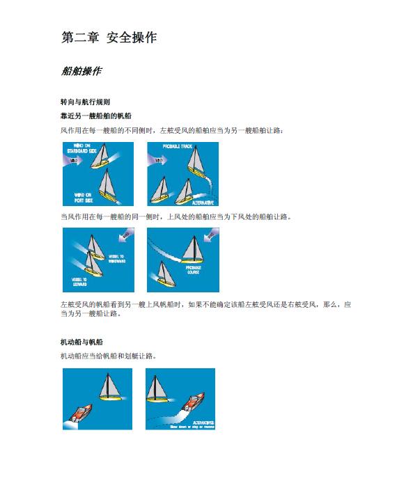澳大利亚 澳大利亚维多利亚州游艇航行安全手册