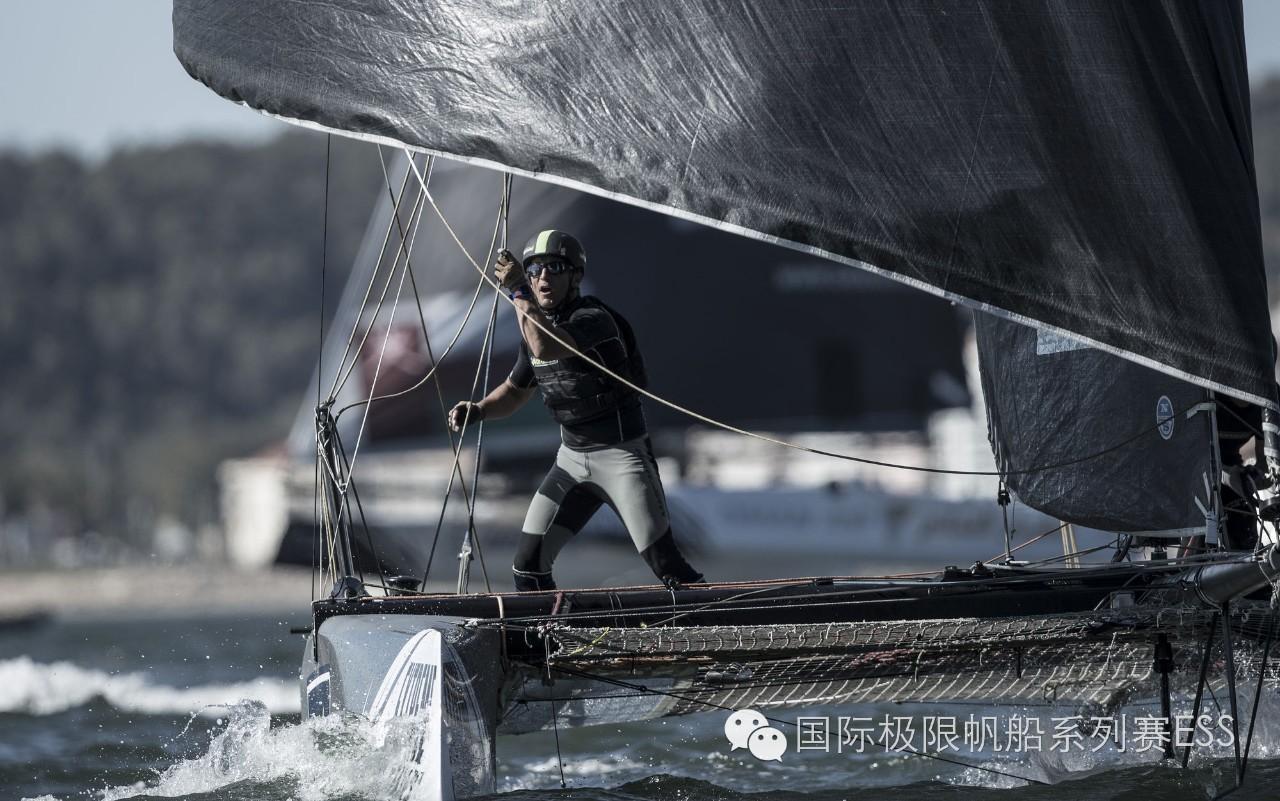 新闻发布会,葡萄牙,事故发生,系列赛,里斯本 惊险与刺激同在|国际极限帆船系列赛葡萄牙队意外碰撞船体破裂 c7cc876566c93eed0d89f77674f7888a.jpg