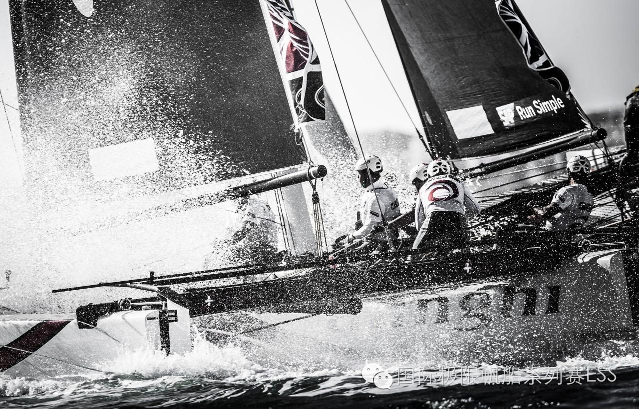 新闻发布会,葡萄牙,事故发生,系列赛,里斯本 惊险与刺激同在|国际极限帆船系列赛葡萄牙队意外碰撞船体破裂 e8a50b2f0de68f3eb4037b305b981476.jpg