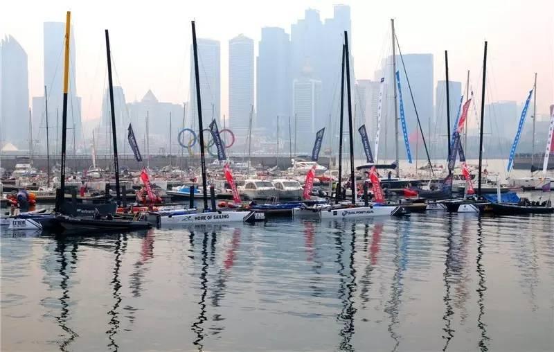 国际极限帆船系列赛2017赛季全新赛历出炉,青岛将再次上演极限帆船大片! be51ee03118d9c28f639db61d3454376.jpg