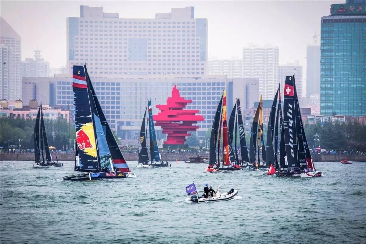国际极限帆船系列赛2017赛季全新赛历出炉,青岛将再次上演极限帆船大片! ccf4e99952ce6043de2d814a2e18be53.jpg