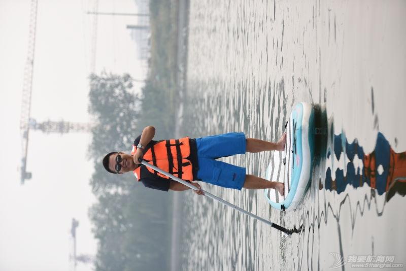 北京运河游艇会 立桨板