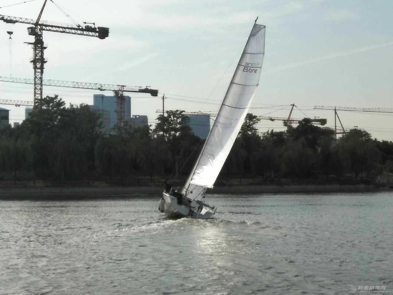 【别样的内河帆船】北京通州大运河的帆味 91540993397618617.jpg