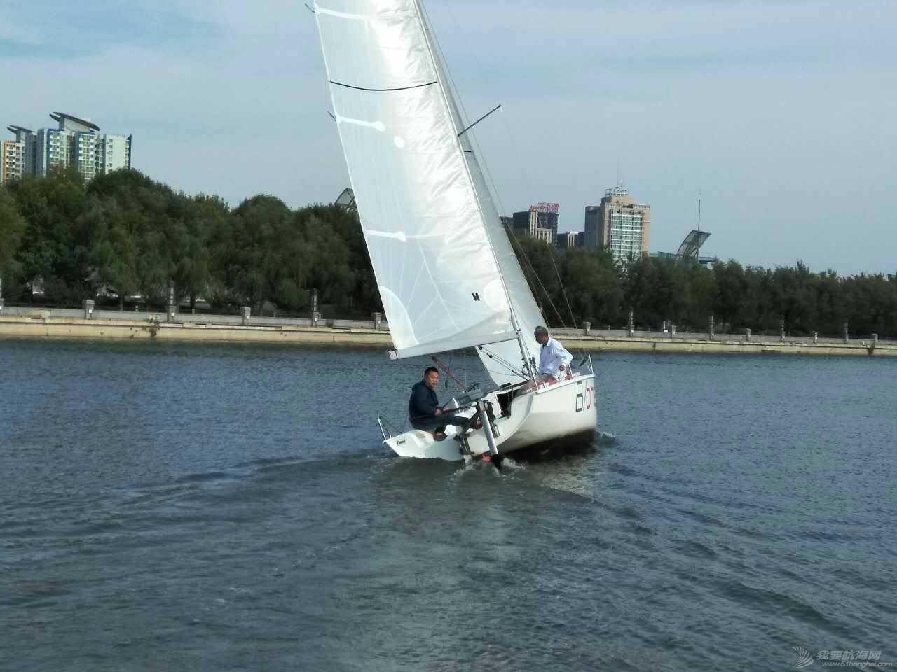 【别样的内河帆船】北京通州大运河的帆味 647875512509557953.jpg