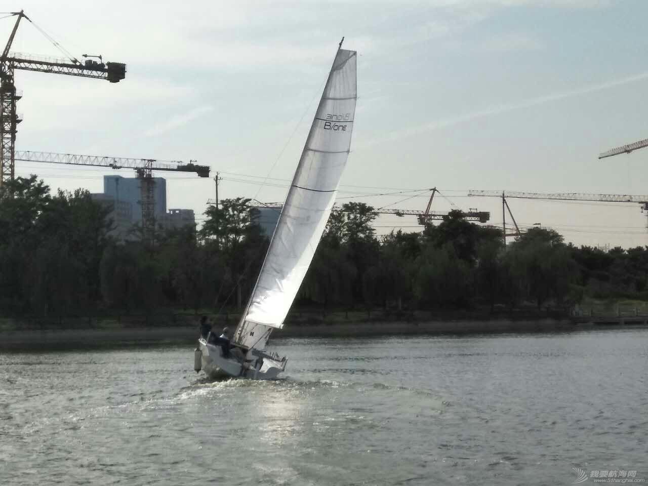 【别样的内河帆船】北京通州大运河的帆味 856292683713038838.jpg