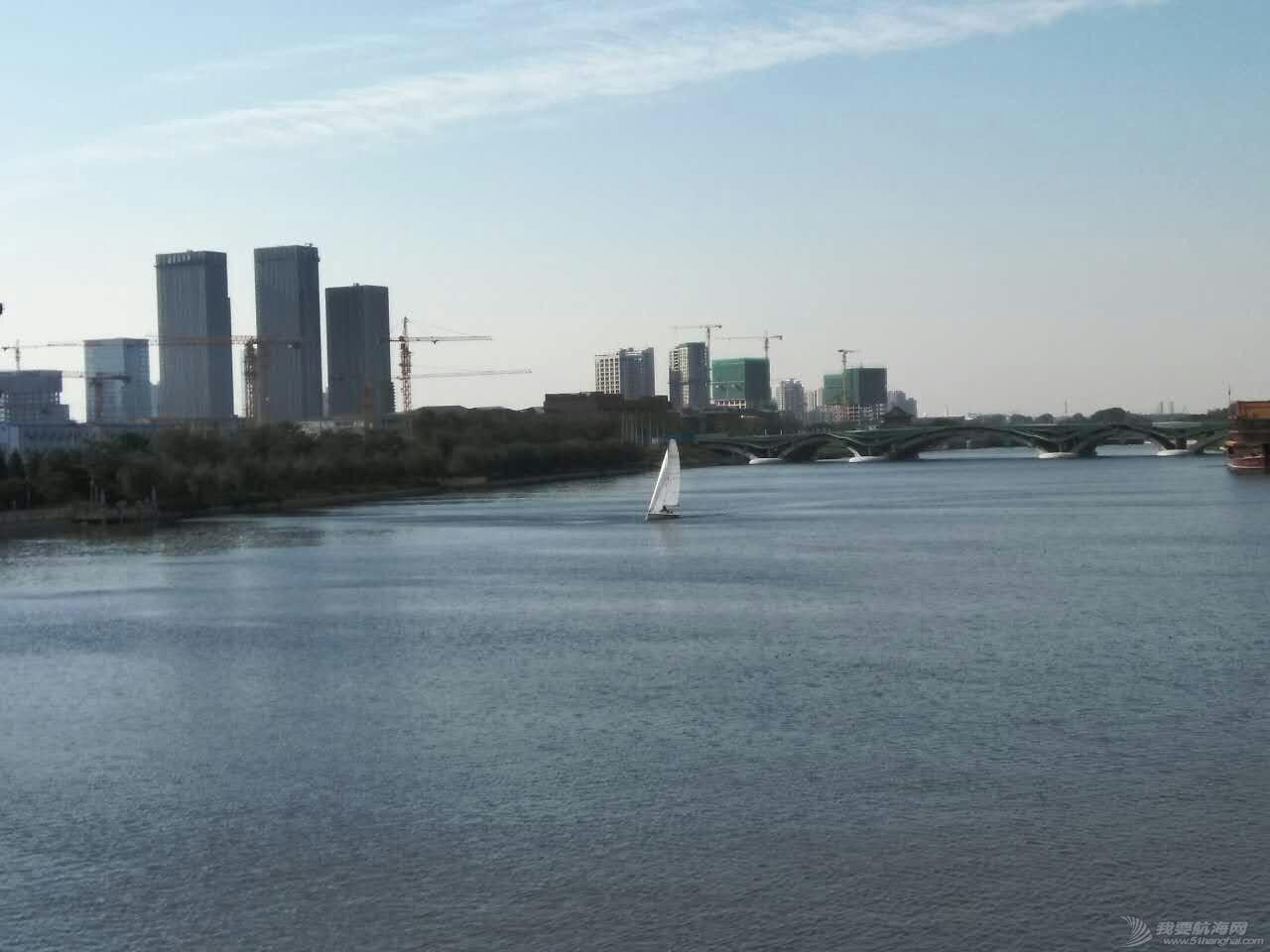 【别样的内河帆船】北京通州大运河的帆味 713259560981711263.jpg