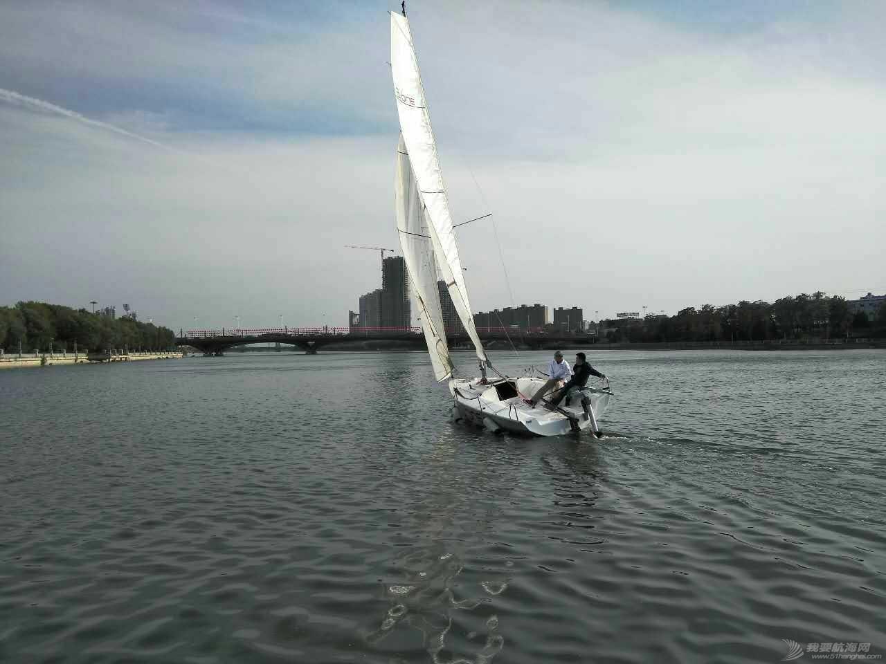 【别样的内河帆船】北京通州大运河的帆味 918455265908647727.jpg