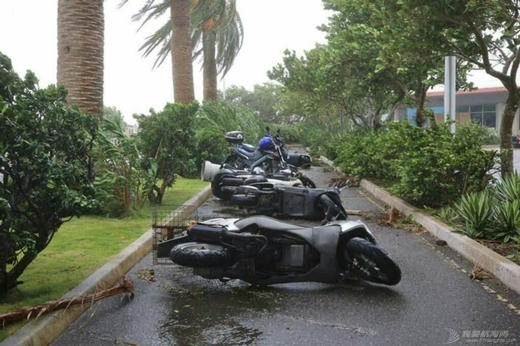 """十月十三日,飓风""""妮可""""重创百幕达。 103044ui728ii97kgi7riy.jpg"""