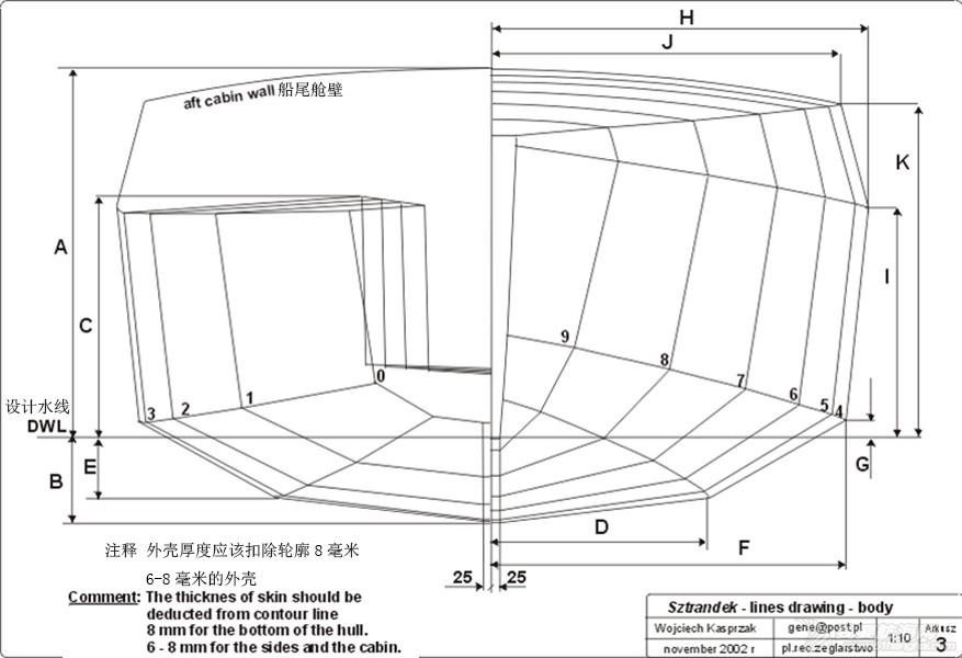 Ӣ���,����,����,��ĸ Length overal (LOA) 4.95m ����ͼֽ 03.jpg