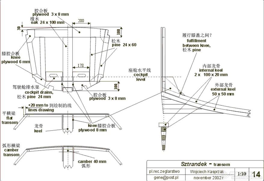 Ӣ���,����,����,��ĸ Length overal (LOA) 4.95m ����ͼֽ 14.jpg