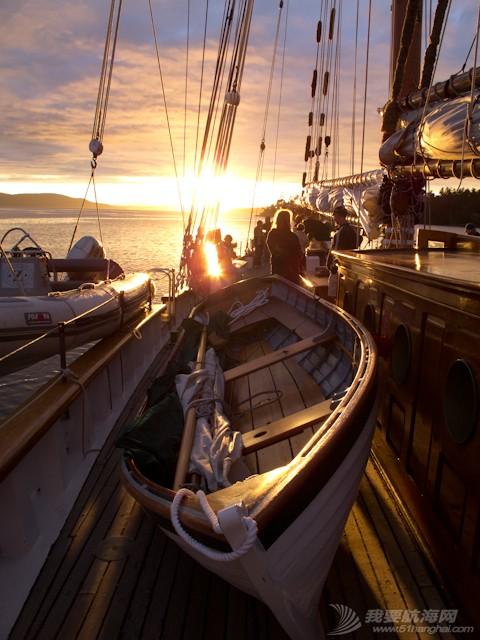 传奇,世纪,圣胡安,美国,帆船 2017美国圣胡安探险《极致玩帆》系列二 ASA证书培训+孤独星球推荐群岛+古.... ftdc_schoonerzodiac-8465.jpg