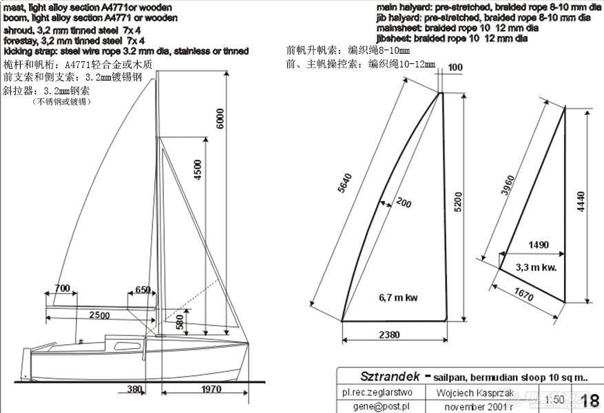 Ӣ���,����,����,��ĸ Length overal (LOA) 4.95m ����ͼֽ 18.jpg