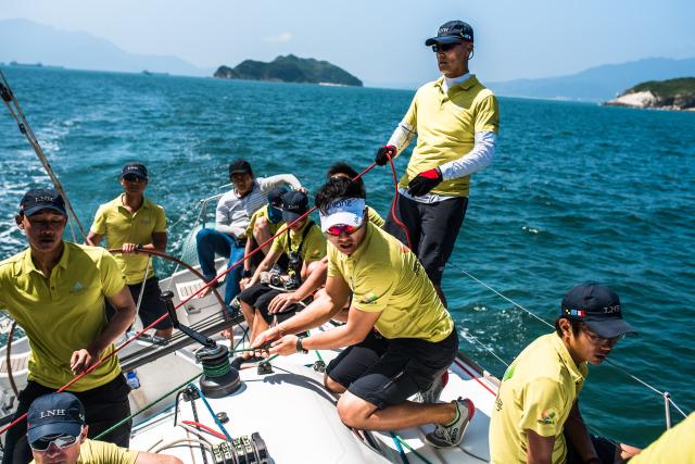 沃尔沃,全新游戏,虎虎生威,亚运会,海南岛 亮点船队丨腾讯棋牌队:为爱扬帆!——中国杯帆船赛 f971c5f6a49cd00d49c767b883f684ea.jpg