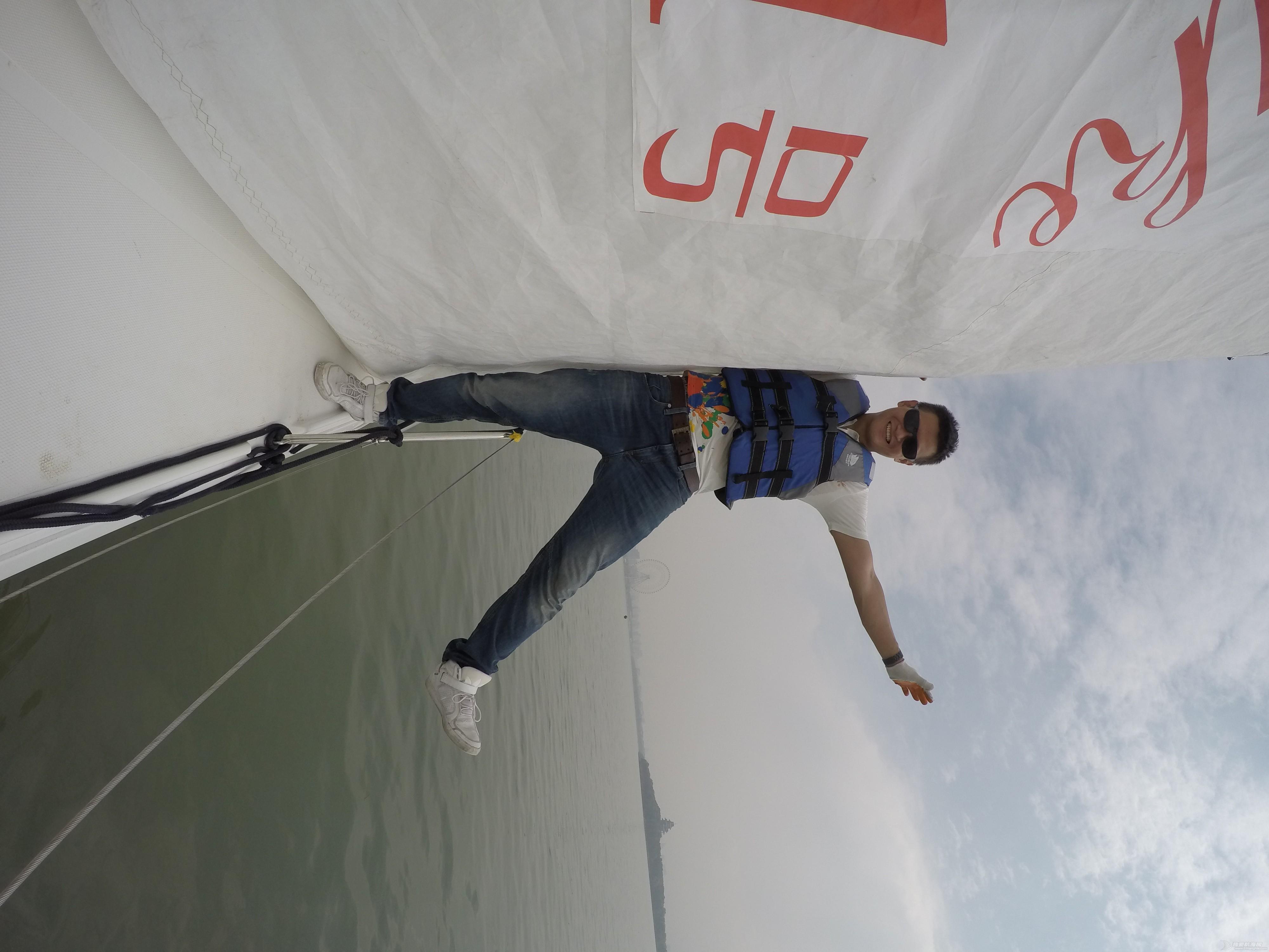 全新的世界,金鸡 风起湖上-城际内湖杯帆船赛 G0140439.JPG