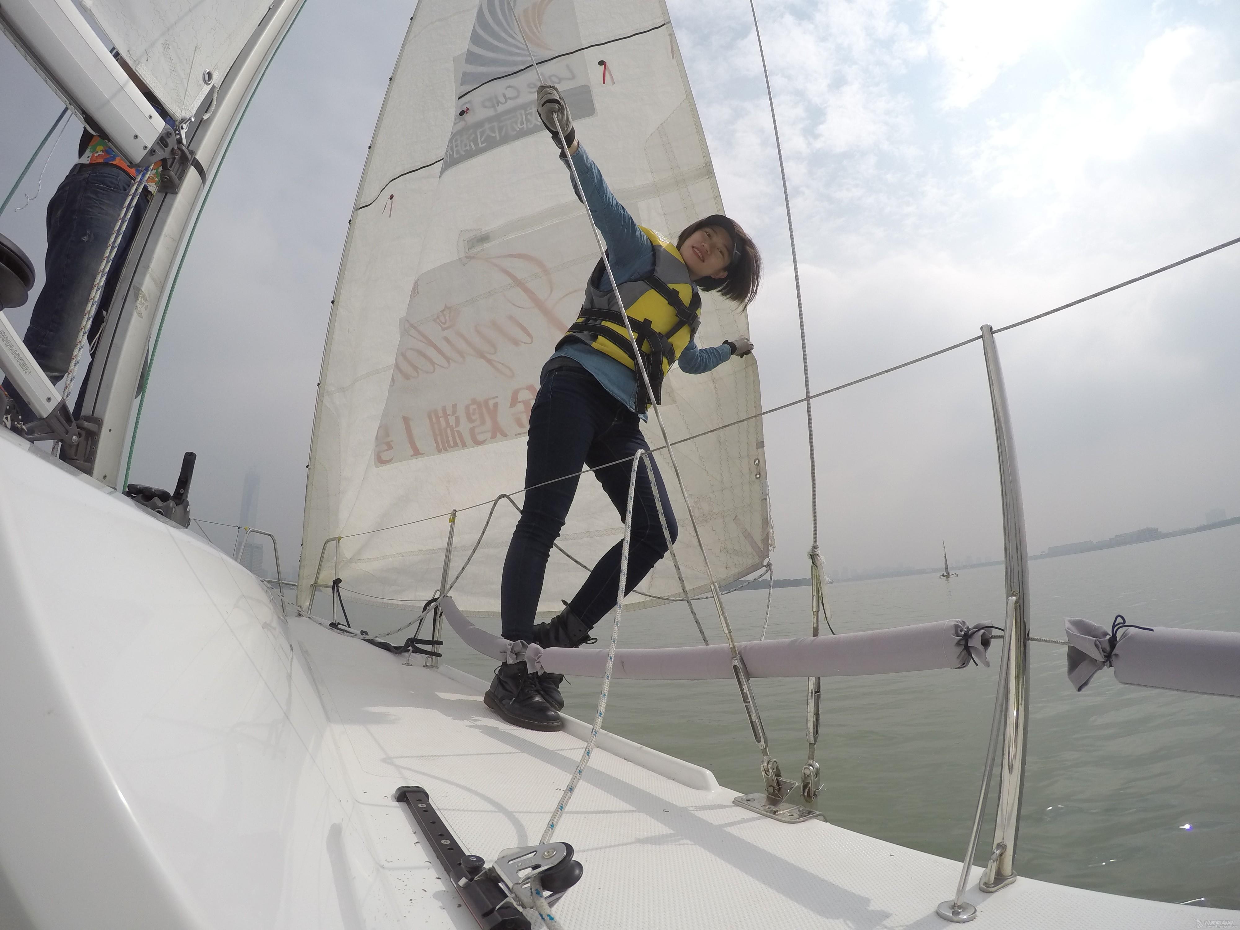 全新的世界,金鸡 风起湖上-城际内湖杯帆船赛 G0100433.JPG