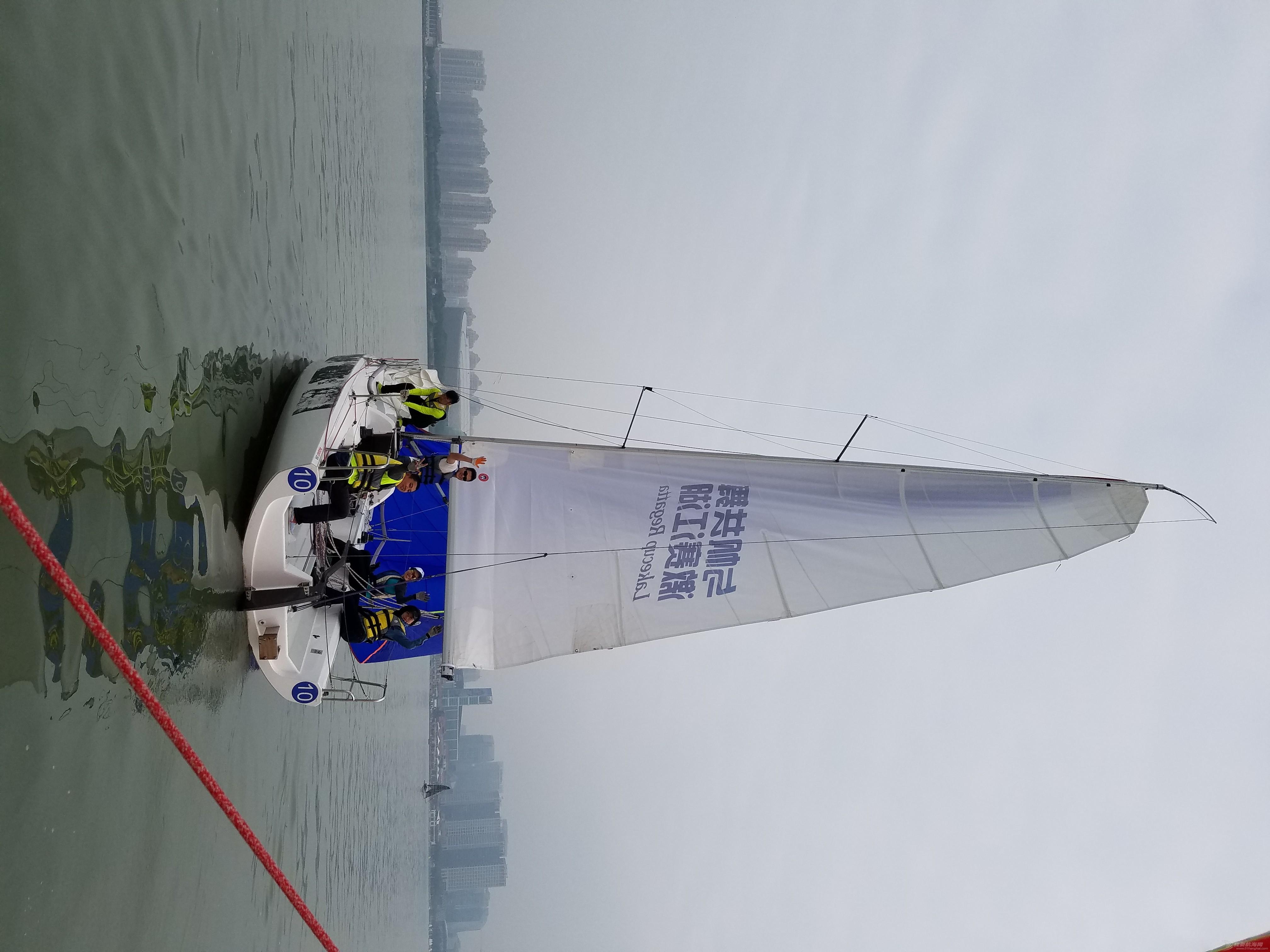 全新的世界,金鸡 风起湖上-城际内湖杯帆船赛