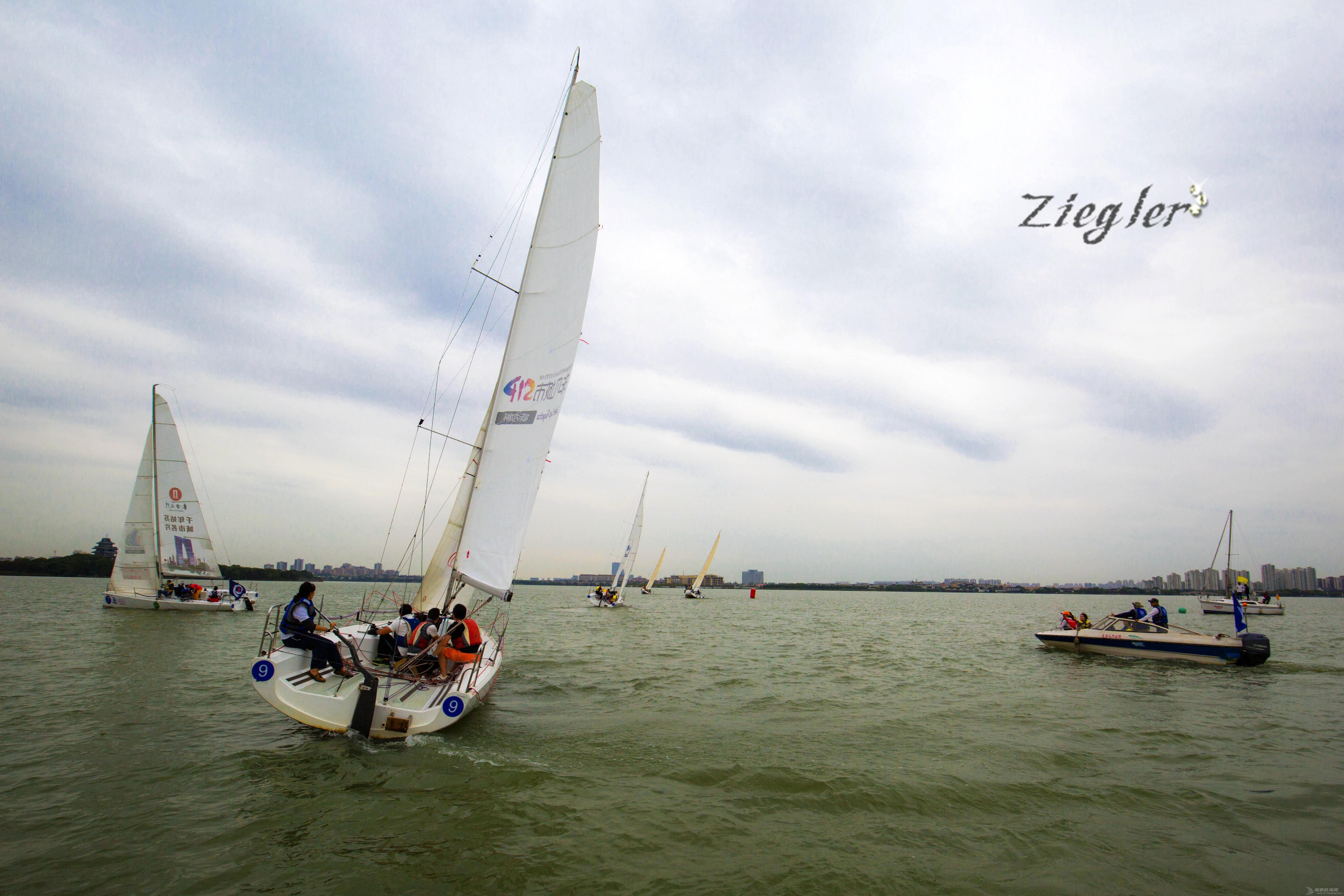 全新的世界,金鸡 风起湖上-城际内湖杯帆船赛 2016-10-17