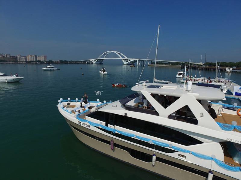第九届厦门国际游艇展|11月4日,掀起全民亲水狂欢体验潮 6fca5c551e4f62dc181456a7e9d3b882.jpg