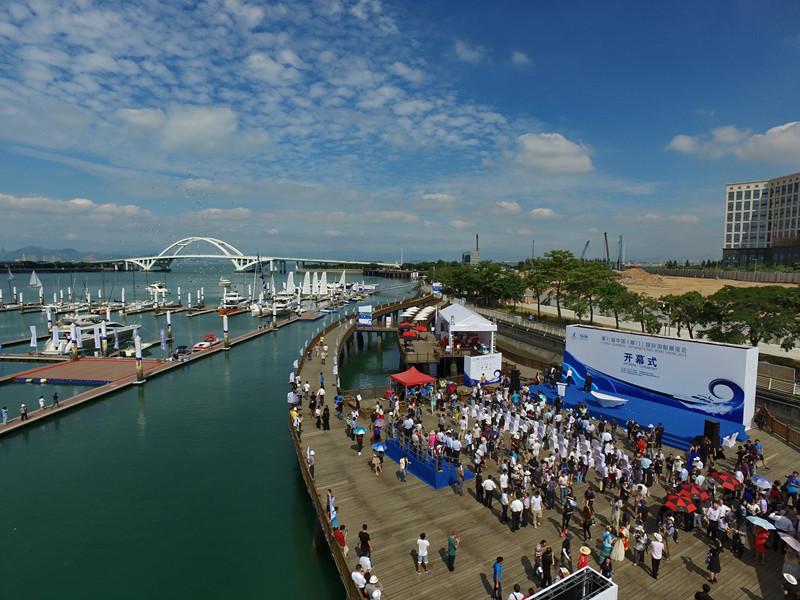 第九届厦门国际游艇展|11月4日,掀起全民亲水狂欢体验潮 fdabeef4e14f04bf2d3866b8310906c4.jpg