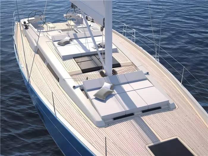 """碳纤维,日光浴,朋友,美食,潮流 """"打破常规,引领潮流""""德国汉斯帆船最新船型:Hanse 588 66d4d2b183282b9ff027074389a1d779.jpg"""