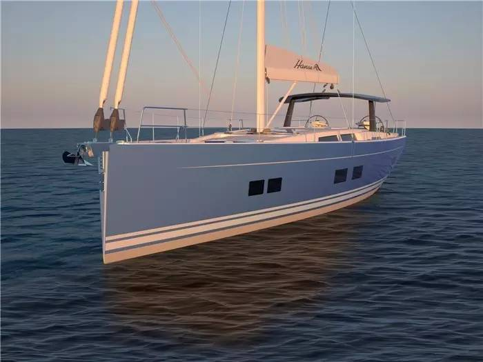 """碳纤维,日光浴,朋友,美食,潮流 """"打破常规,引领潮流""""德国汉斯帆船最新船型:Hanse 588 a04dc2459bc52bbb3c6a66fac597c90d.jpg"""