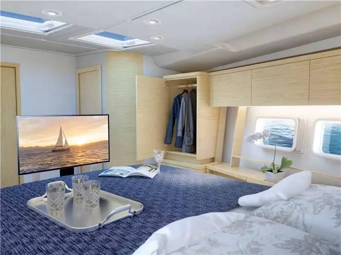 """碳纤维,日光浴,朋友,美食,潮流 """"打破常规,引领潮流""""德国汉斯帆船最新船型:Hanse 588 2bc7078b3d5be80c5bf793367fcb679b.jpg"""