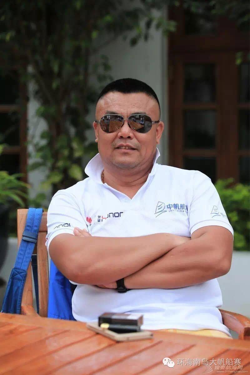 中帆航海陵水号即将出征第十届中国杯帆船赛 8da0e8444197eac217af1a8ae2adb7c9.jpg