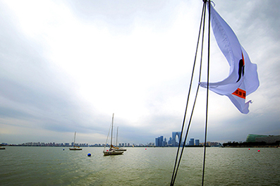 日照,金鸡,苏州,准备就绪,赛事 第一次比赛---金鸡湖城际内湖赛事 2.jpg