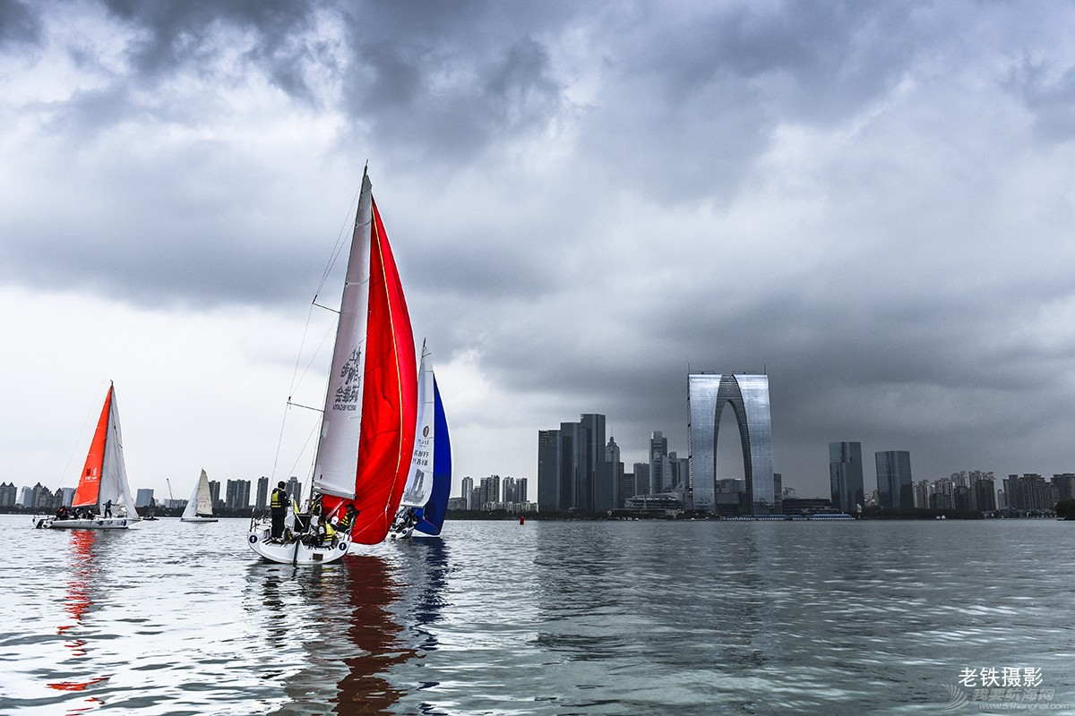 苏州 2016苏州城际内湖杯帆船赛一瞥 金鸡湖-.jpg